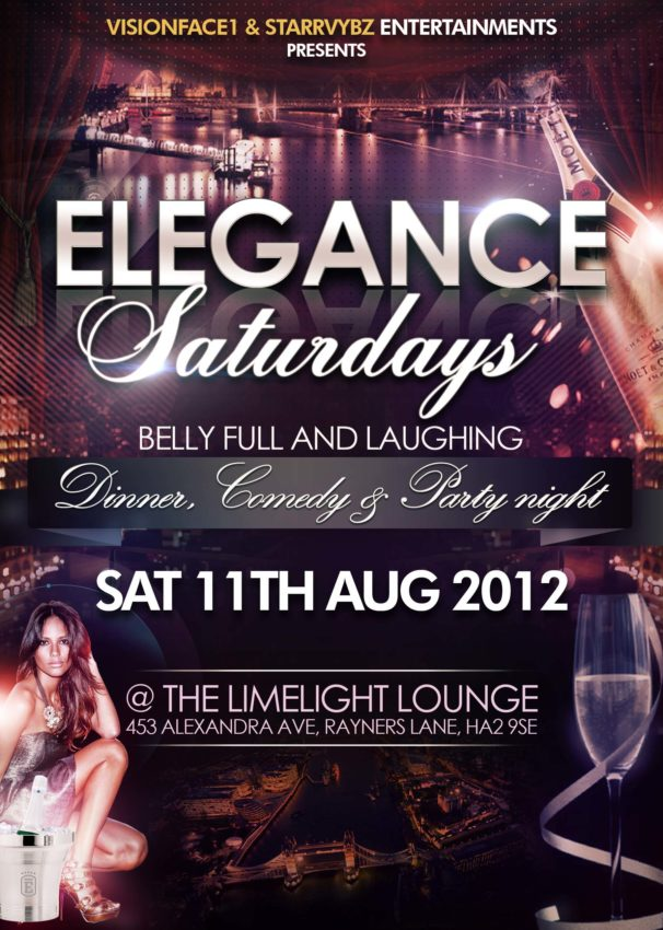 (1) Elegance Saturdays F